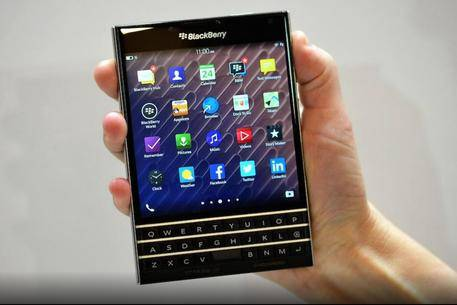 Samsung in campagna acquisti: BlackBerry nel mirino