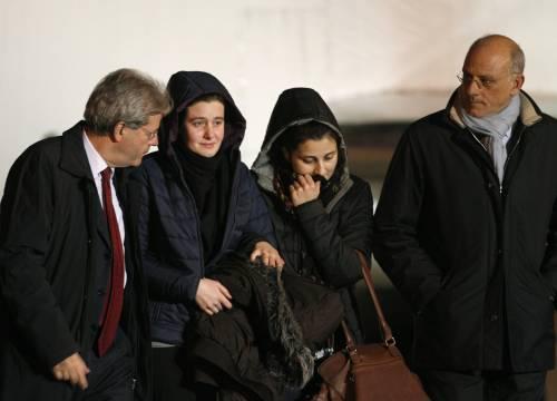 """L'amico siriano: """"Sì, ho aiutato Greta e Vanessa"""""""