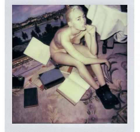 Le foto hot di Miley Cyrus  2