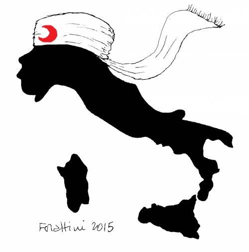 «La satira è sempre sacra  Ma l'Italia non lo capisce»