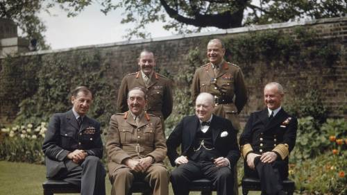 Winston Churchill, a 50 anni dalla morte 9