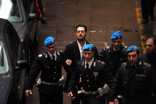 Fabrizio Corona al Tribunale di Sorveglianza a Milano