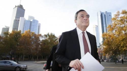 """Bce, Mario Draghi: """"Ho ancora dubbi sul futuro dell'Eurozona"""""""