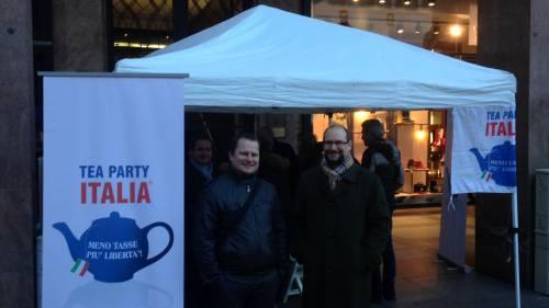 La protesta anti-canone dei Tea Party italiani 2