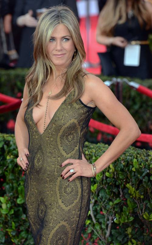Jennifer Aniston ai SAG Awards 2015 5