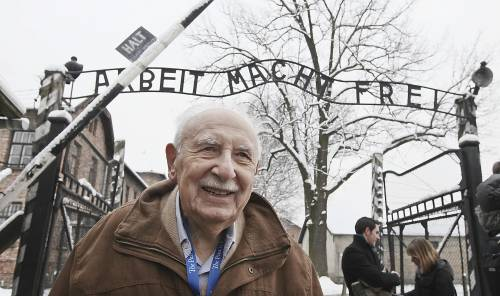 Sopravvissuti ad Auschwitz 8
