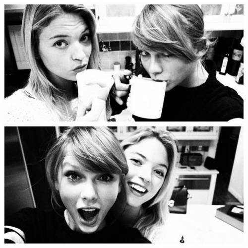 Taylor Swift: in vacanza con le sorelle Haim 9