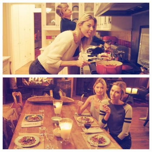 Taylor Swift: in vacanza con le sorelle Haim 8
