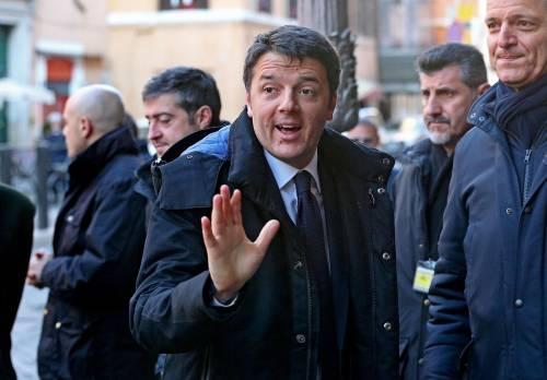 """Renzi gongola: """"Avete visto cos'era il patto? Niente verifica di governo"""""""