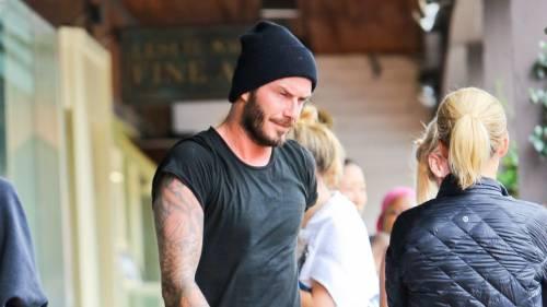 Nessuna borsa di studio al figlio di David Beckham: lascerà l'Arsenal