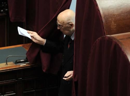 """Napolitano punge il Pd: """"Punita l'auto-esaltazione"""""""