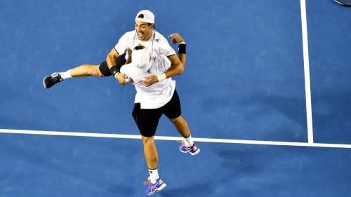 Australia Open, il trionfo di Bolelli e Fognini