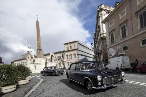 Il sobrio Mattarella snobberà anche la Lancia Flaminia?