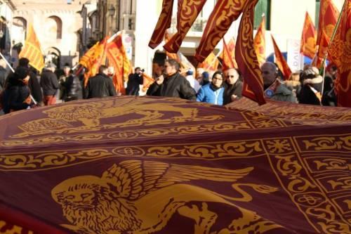 Veneto, la marcia indipendentista 7
