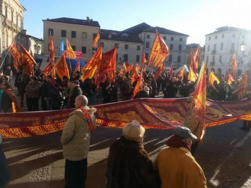Veneto, la marcia indipendentista 11