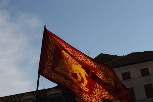 Veneto, la marcia indipendentista 10