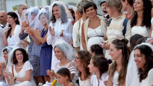 """Venezia, il tulle delle """"spose"""" per la prima 2"""