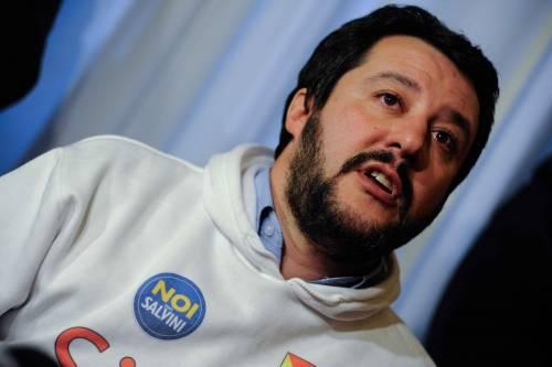 Salvini vola a Mosca: terza volta da ottobre