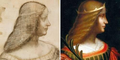 Un dipinto di Leonardo ritrovato in Svizzera
