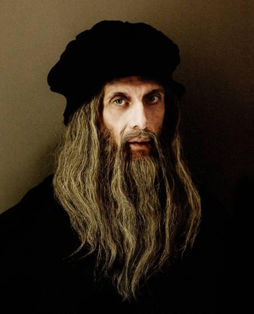 """Va in scena """"Essere Leonardo da Vinci"""", a maggio in Italia"""