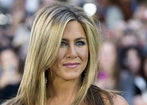 Jennifer Aniston ha una terribile paura di volare