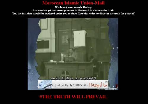 Il sito di una scuola fiorentina hackerato dall'Isis