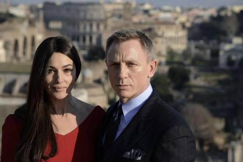 """Domani a Roma il primo ciak di """"Spectre"""", l'ultimo 007 5"""