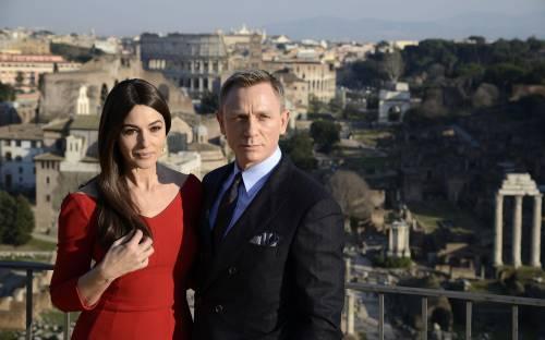 """Domani a Roma il primo ciak di """"Spectre"""", l'ultimo 007 3"""