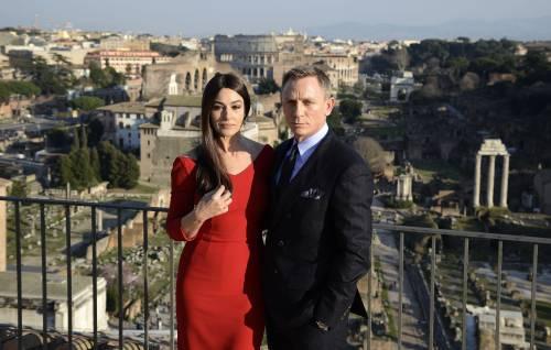 """Domani a Roma il primo ciak di """"Spectre"""", l'ultimo 007 11"""