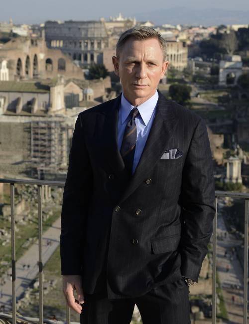 """Domani a Roma il primo ciak di """"Spectre"""", l'ultimo 007 17"""