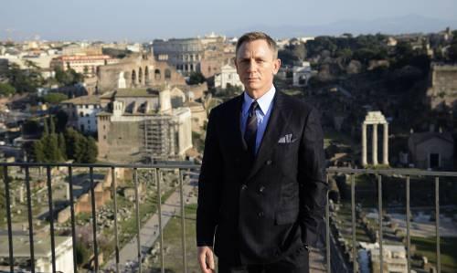 """Domani a Roma il primo ciak di """"Spectre"""", l'ultimo 007 18"""