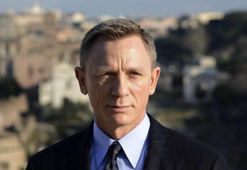 """Domani a Roma il primo ciak di """"Spectre"""", l'ultimo 007 19"""