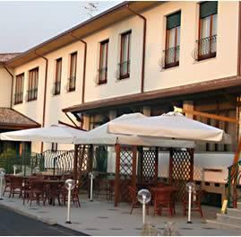 Gorizia, l'albergo che ospita i profughi 5