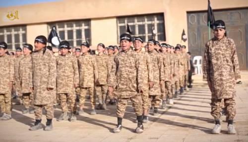 I baby jihadisti del Califfato 3