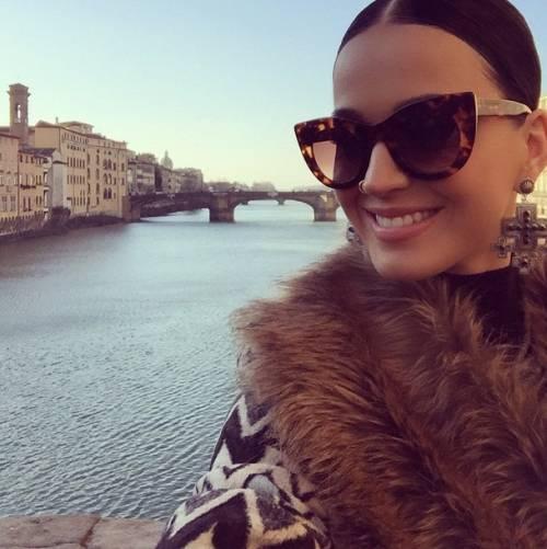 Così Katy Perry isulta le bellezze d'Italia 2