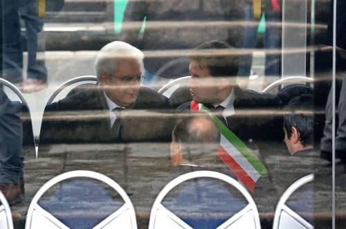 Mattarella va a Firenze in treno e tram 2