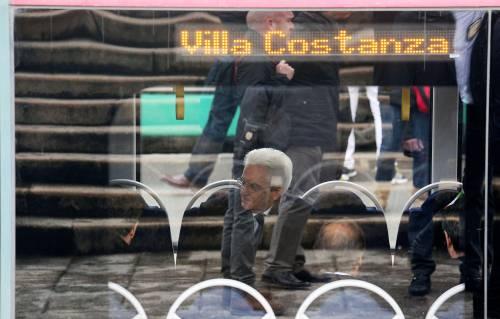 Mattarella va a Firenze in treno e tram 9