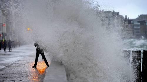 """La Bretagna attende la """"marea del secolo"""""""