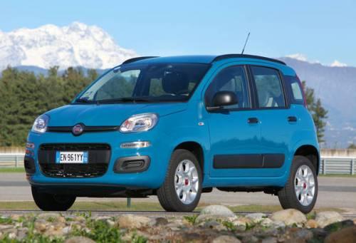 """Class action contro Fiat: """"Mente sui consumi della Panda"""""""