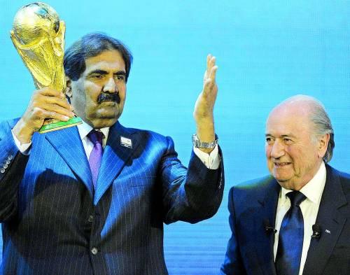 Fifa, mondiali del 2022 dal 21 novembre al 18 dicembre