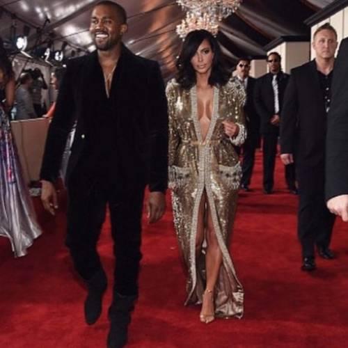 Kim Kardashian foto private con Kanye West 16