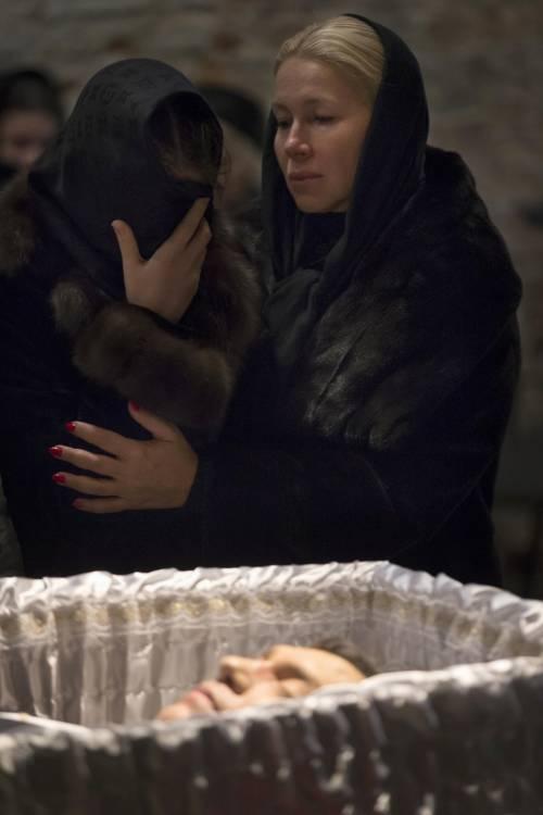 I funerali di Boris Nemtsov 3