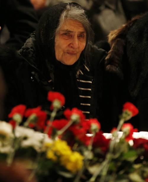 I funerali di Boris Nemtsov 4