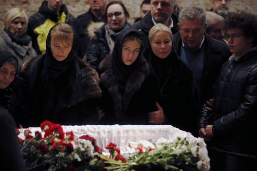 I funerali di Boris Nemtsov 5