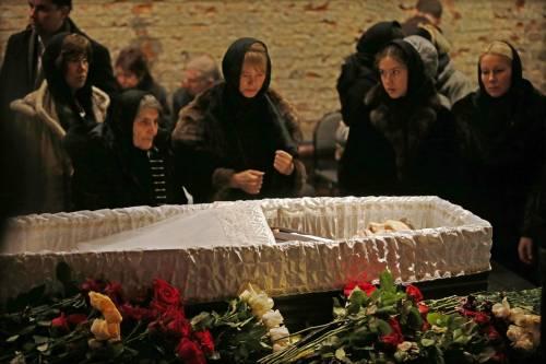 I funerali di Boris Nemtsov 6