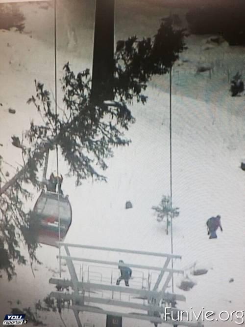 Evacuata la cabinovia in Val Gardena 3