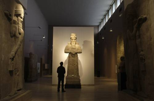 L'antica città assira di Nimrud 3