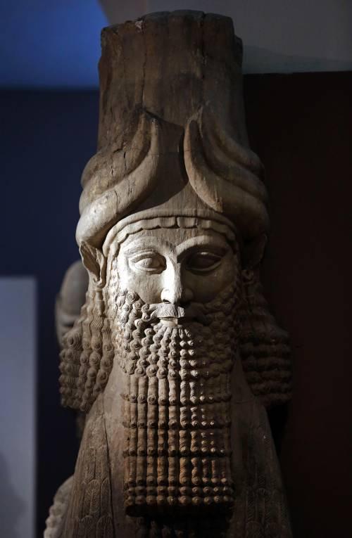 L'antica città assira di Nimrud 2