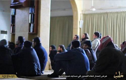 L'Isis proietta al cinema le esecuzioni 3