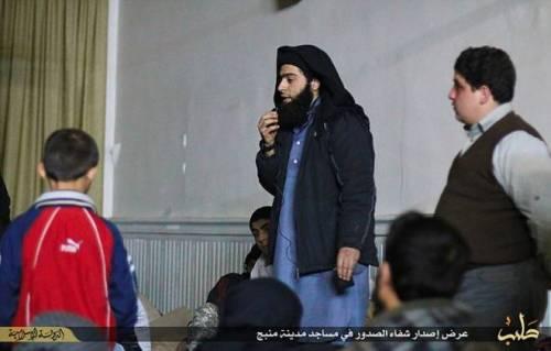 L'Isis proietta al cinema le esecuzioni 2